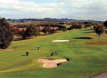 Blackburn Golf Club in Blackburn