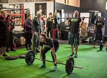 CrossFit DeltaFox in Blackburn