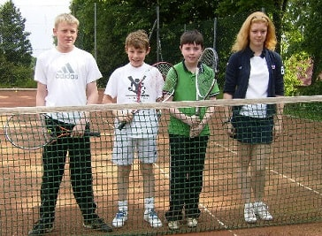 Darwen Tennis Club