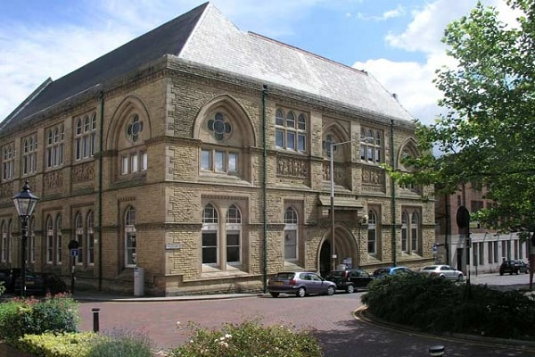 Museum and Art Gallery in Blackburn