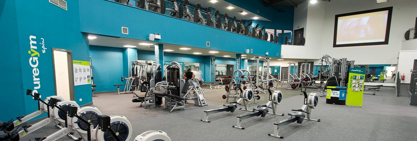 Fitness Clubs and Gyms