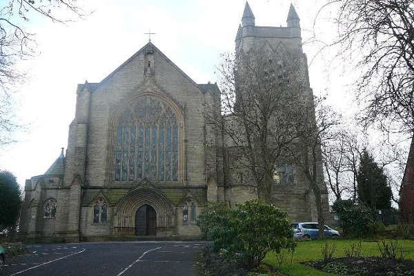 St Alban's Roman Catholic Church in Blackburn