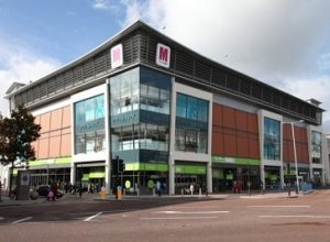 The Mall Blackburn in Blackburn