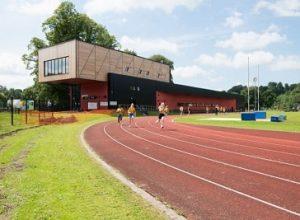 Witton Park Arena in Blackburn
