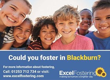 Excel Fostering Blackburn